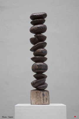 Wengé - 66 x 14 cm - 2008