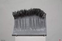 """Déchirure"" - Granite et Ardoise - 35 x 45 x 10 cm - 2008"