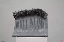 Granite; Ardoise - 35 x 45 x 10 cm - Année 2008