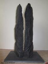 Ardoise - 41 x 13 x 12 cm - 2012