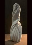 Pierre : Marbre - Dimensions : 38 x 40 cm/ Année 2013