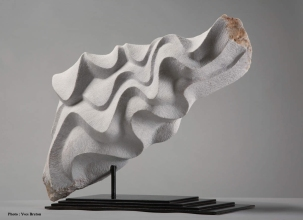 Marbre - 40 x 56 x 15 cm - Année 2006
