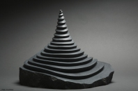 Granite - 37 x 114 cm / Année 2011