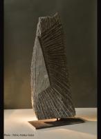 Pierre : Marbre de Belgique / Dimensions : 67 x 23 x 19 cm - Année : 2015