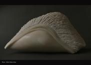 Pierre : Marbre du Portugal / Dimensions : 42 x 65 x 17 cm - Année : 2015