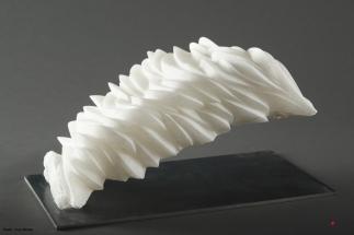 Albâtre - 46 x 15 x 12 cm - 2012