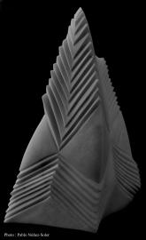 Marbre de Carrare - 48 x 25 x 21 cm - 2016