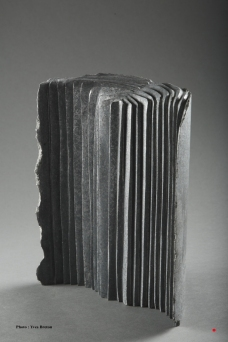 Granite - 30 x 24 x 12 cm - Année : 2012