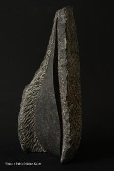 Granite belge - 40 x 26 x 17 cm - 2018