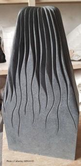 Granite - 61 x 32 x 15 cm - 2019