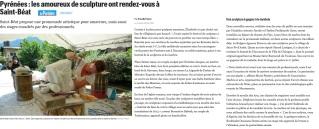 article de presse Le Parisien 23 juillet 2019