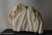 Albâtre - 17 x 24 x 9 cm - 2020